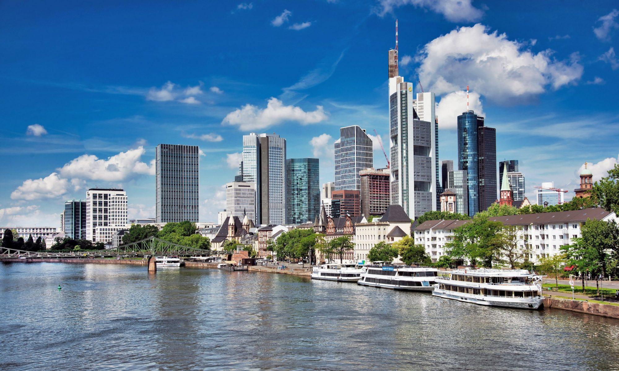 Finanzplatz Frankfurt Main